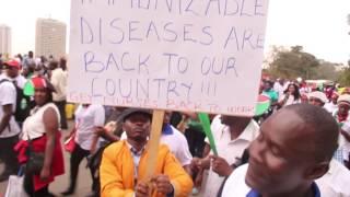 Nurses Strike Enters 5th Week