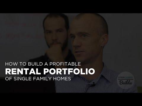 Buying And Managing A Rental Portfolio