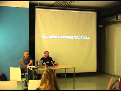 The Idea of Radical Media :: Iles & Sugár & Kluitenberg