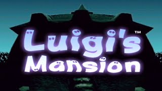 Luigi's Mansion - Full Game 100% Walkthrough