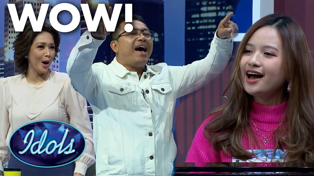 JUDGES LOSE IT OVER INCREDIBLE RISE UP PIANO AUDITION | Idols Global