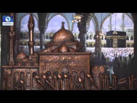 Art House: Spotlight On Ridwan Osinowo's Muslim Art Exhibition