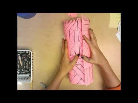 Paper Cylinder