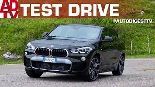 TEST DRIVE BMW X2 xDrive 20d MSport