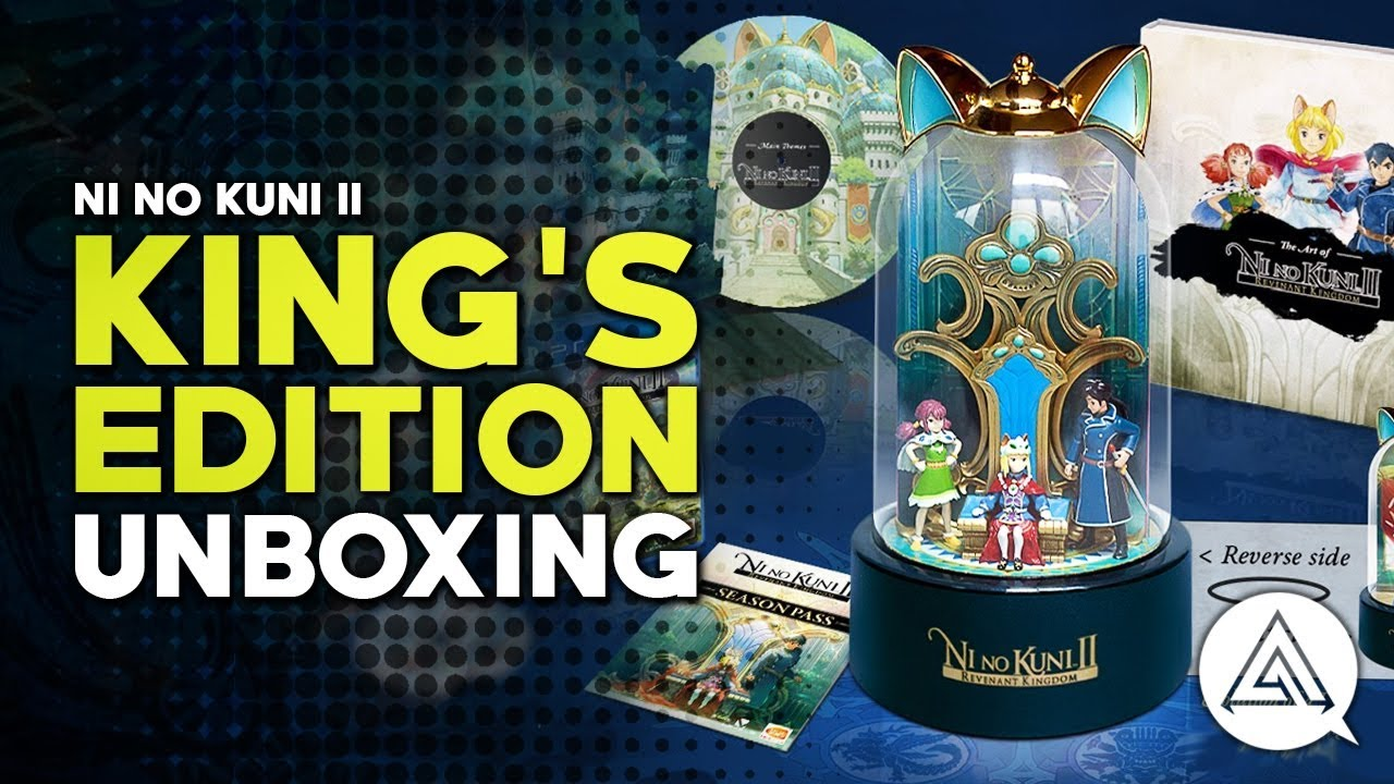 ni no kuni 2 edition collector
