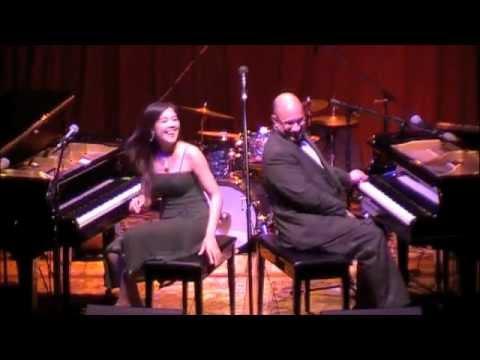 "Stephanie Trick & Jörg Hegemann -- ""Shout for Joy"""