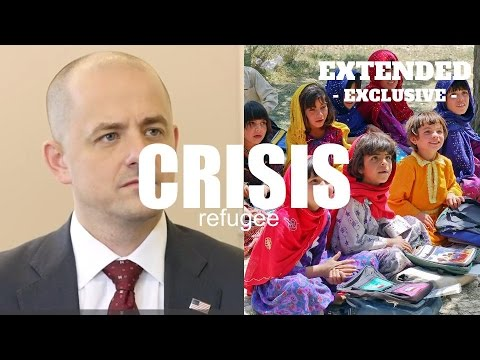 Evan McMullin - Refugee Crisis, Terrorism, Religion | Full Interview