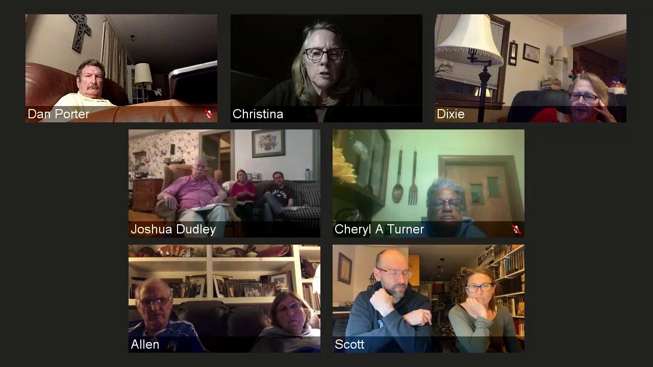 Tuesday Night Bible Study, April 21, 2020 - Psalm 91