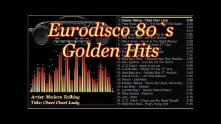 Eurodisco 80s Golden Hits