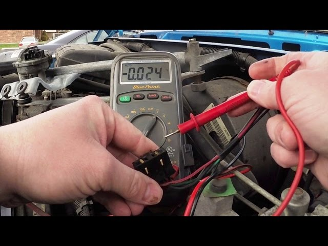 Dodge Ram Windshield Wipers Inop: The Importance Of Load Testing Electrical  Circuits! - YouTube | 99 Ram Wiper Motor Wiring Diagram |  | YouTube