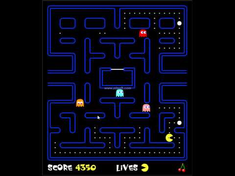 Jogos Online Grátis - Pacman