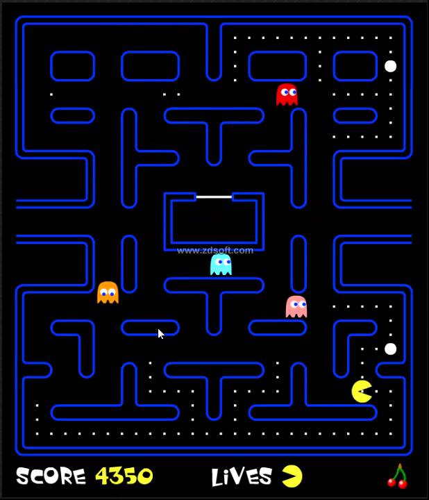 This is a graphic of Impertinent Pac Man Images