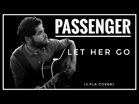 [SUB INDO] Passenger - Let Her Go Lyrics (Cover by J.Fla)