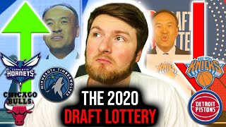 Lets Talk About The 2020 NBA Draft Lottery!