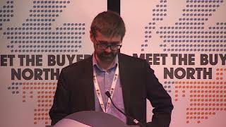Meet the Buyer North 2019: Scottish Government Cyber Resilience