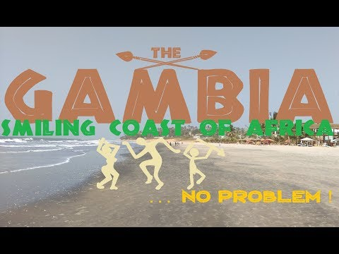The Gambia - Trip to The Smiling Coast of Africa. February 2016. HD1080p