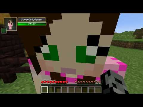 Minecraft: HEART CHALLENGE GAMES - Lucky Block Mod - Modded Mini-Game