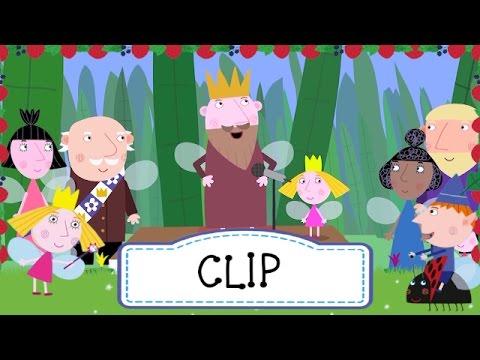 Ben y Holly - El atareado día del rey (clip 2)