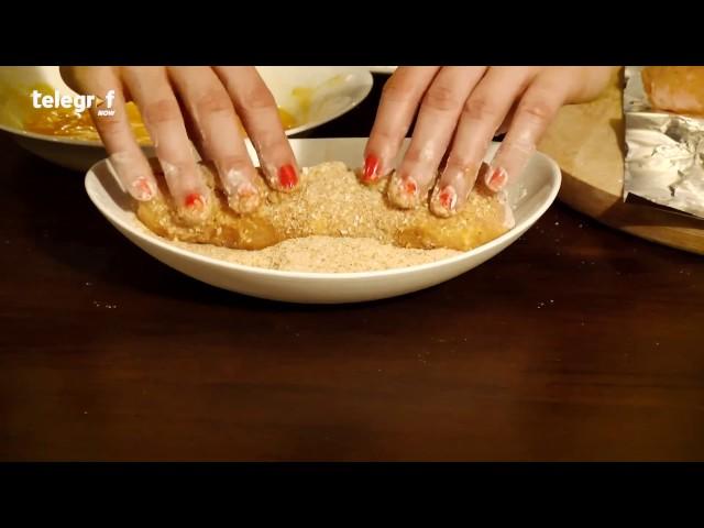 Karađorđeva šnicla - Kako da napravite pileću Karađorđevu šniclu  (RECEPT)