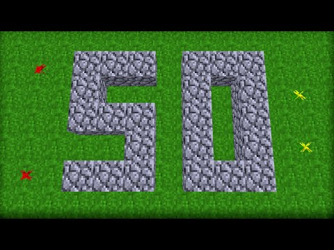 50 Things Old Players Know About Minecraft