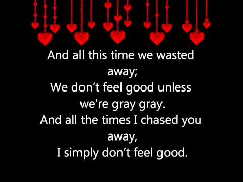 Attitude by Alien Ant Farm with lyrics