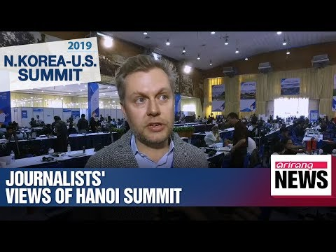 2019 Hanoi summit: global media's perspectives