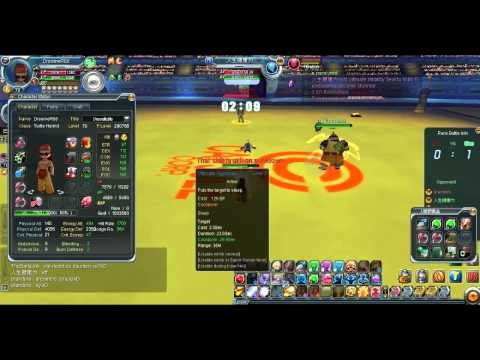 Dragonball Online CC Battle Arena