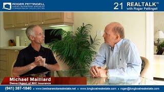 roger discusses condominium insurance with michael mailliard realtalk 21 october 29 2014