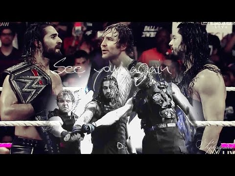 The Shield [Seth Rollins] || See you again