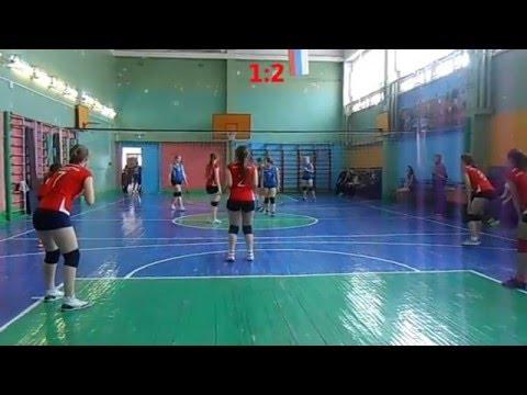 Волейбол школьники 2016