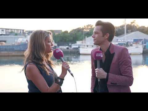 The Killers' Brandon Flowers - Isle of Wight Festival 2018