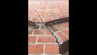 the fine art of brickwork - Cracked Brickwork