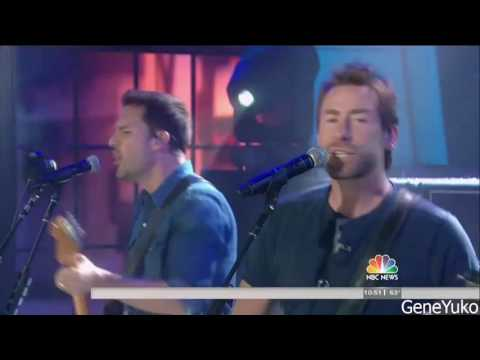 NickelBack - 'How You Remind Me' (TODAY LIVE) - 2017