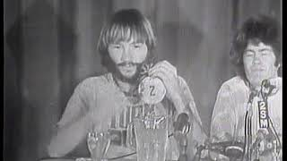 Monkees Arrival in Sydney and Press Conference 9-16-68 RARE Far East Tour!