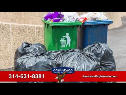 American Eagle Waste | Commercial-Residential, Garbage & Recycling Services | St Louis, MO