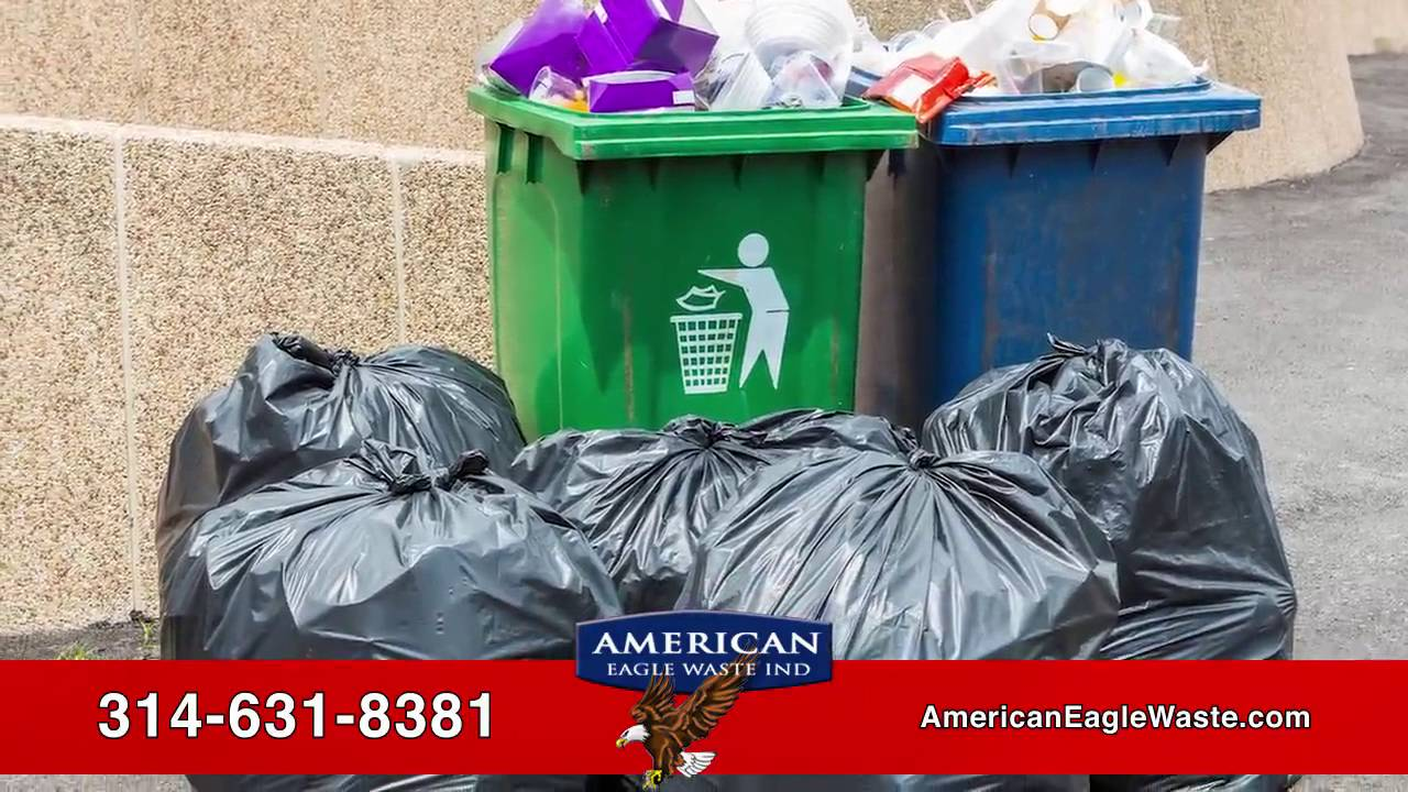 American Eagle Waste | Commercial-Residential, Garbage & Recycling on