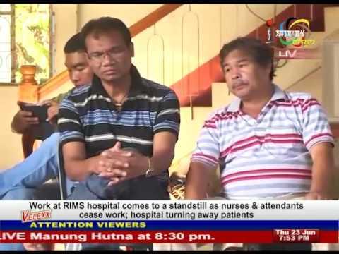 Impact News Manipuri 23 June 2016