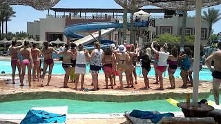 Уроки танцев в отеле  Rehana Sharm Resort 4* (Египет, Шарм-эль-Шейх)