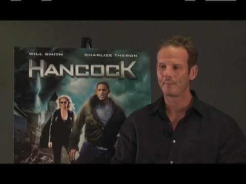 HANCOCK Director Peter Berg discusses his Directing Style