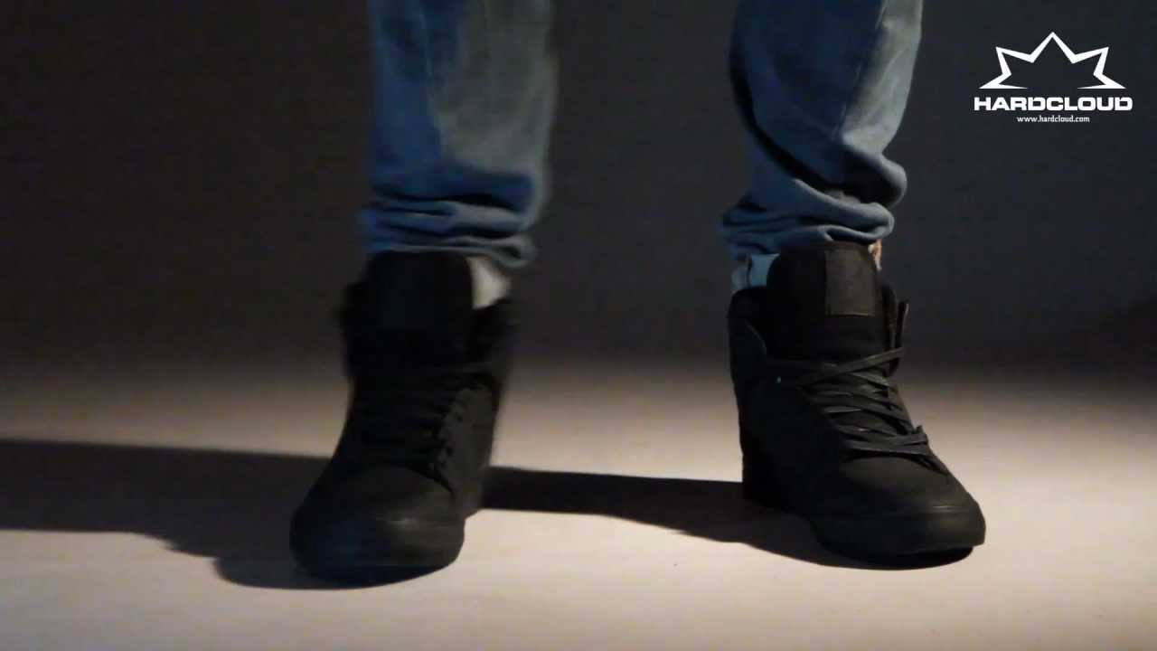 8f74635bd67c Supra Vaider Shoes - YouTube