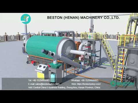 Rubber Recycling Machine   Process of Rubber Tire Recycling