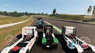 FIA European Truck Racing Championship Game - 2 Laps Race at Canadian Tire Motorsport Park