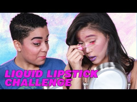 Thumbnail: Women Use Lipstick On Their Entire Face