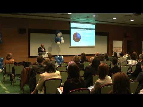 Charles Wilson la Conferinta Profiles International, Brasov, octombrie 2011