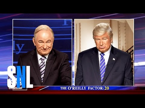 Thumbnail: The O'Reilly Factor with Donald Trump - SNL