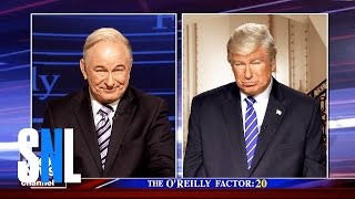The O'Reilly Factor with Donald Trump - SNL thumbnail