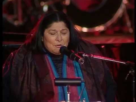 "Mercedes Sosa ""Three worlds, three voices, one vision"" full concert concierto completo"