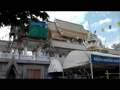 Bangkok Temples Silver Wat of Sri Nakarin
