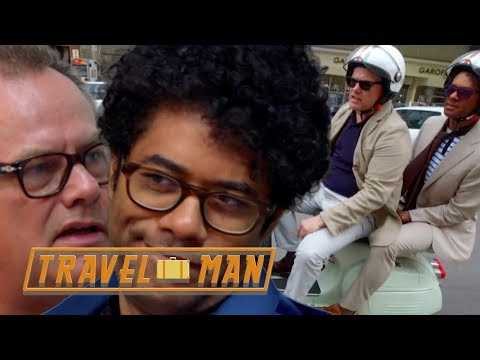 Best of Richard Ayoade & Jack Dee's 48hrs in Naples | Travel Man