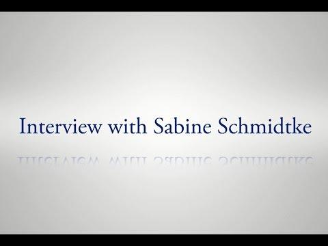 Brill interviews Prof. Sabine Schmidtke